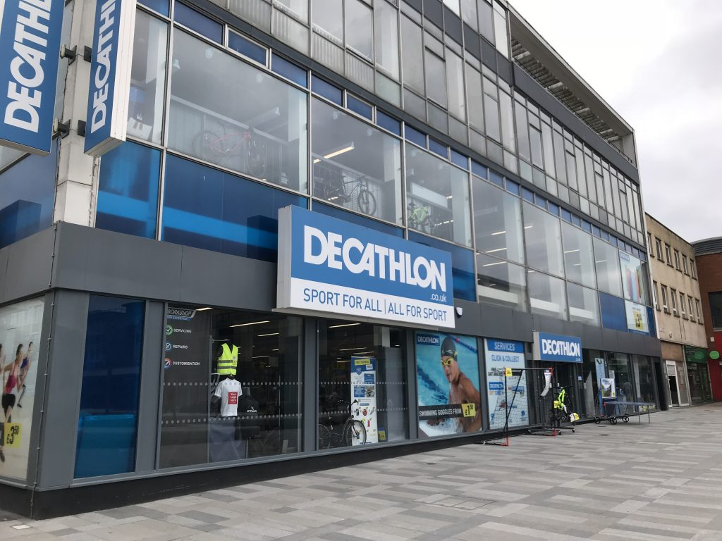 decathlon crawley