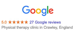 Google Physiotherapy Reviews